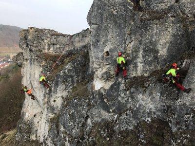 Felsberäumung